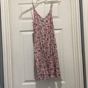Floral dress-medium